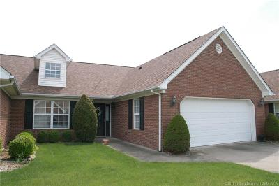 New Albany Single Family Home For Sale: 122 Crown Court