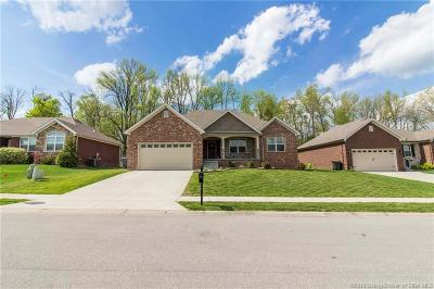 Sellersburg IN Single Family Home For Sale: $289,900