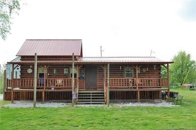 Washington County Single Family Home For Sale: 11299 S. Pennington Lane