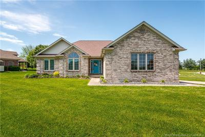 Scott County Single Family Home For Sale: 1078 Emerald Drive