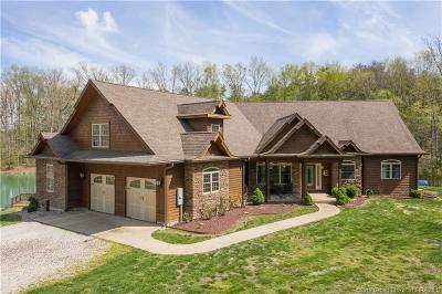 Scott County Single Family Home For Sale: 4050 S Bloomington Trail Road