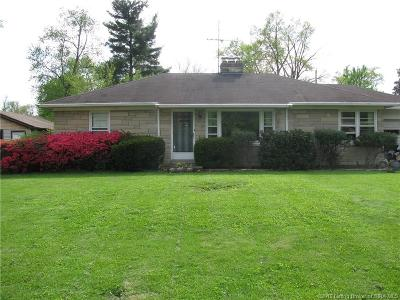 Jeffersonville Single Family Home For Sale: 14 Wildwood Road