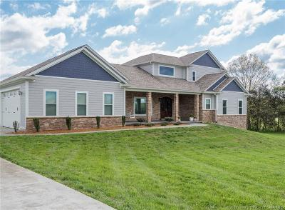Clark County Single Family Home For Sale: 2238 Hansberry Road