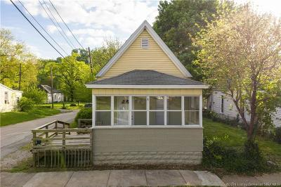 New Albany Single Family Home For Sale: 235 W 9th Street