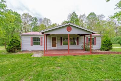 Lexington IN Single Family Home For Sale: $124,900