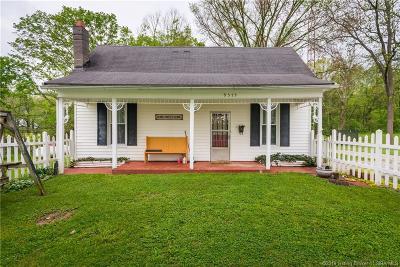 Washington County Single Family Home For Sale: 9575 S West Washington School Road