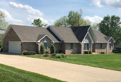 Corydon Single Family Home For Sale: 460 Dillman Spring Way NE
