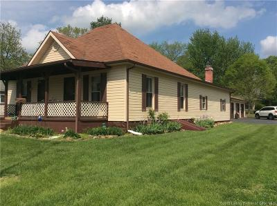 Washington County Single Family Home For Sale: 901 N College Avenue