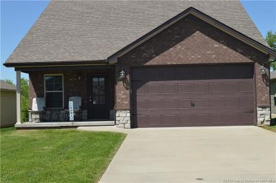 Corydon Single Family Home For Sale: 642 Sky Way Drive NW