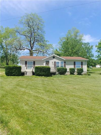 Corydon Single Family Home For Sale: 1521 Old Highway 135 NW