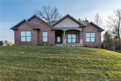 Lanesville Single Family Home For Sale: 8011 Legacy Springs Boulevard
