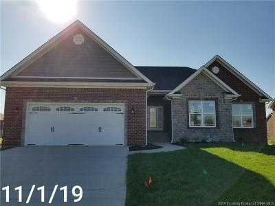 Jeffersonville Single Family Home For Sale: 5608 Mimosa Run