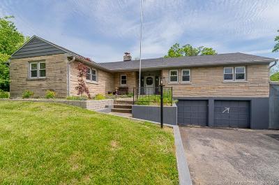Sellersburg Single Family Home For Sale: 6714 Appleleaf Lane