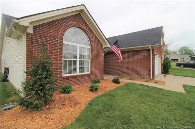 Sellersburg Single Family Home For Sale: 12003 York Circle