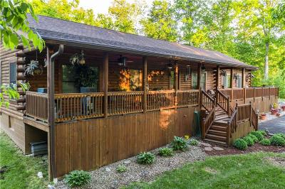 Floyds Knobs Single Family Home For Sale: 4211 Saint Johns Road