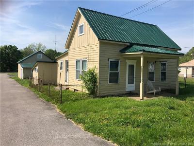 Harrison County Single Family Home For Sale: 3255 Center Street NE