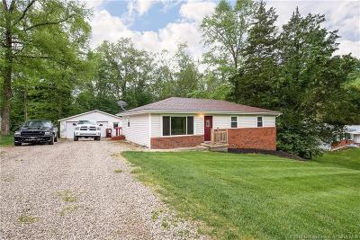 New Salisbury Single Family Home For Sale: 1675 Dogwood Drive NE