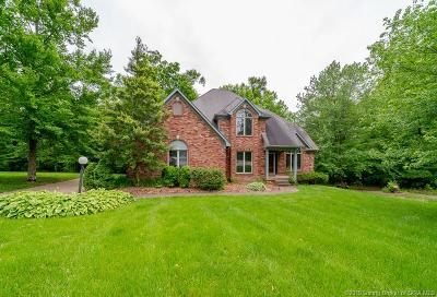 Floyd County Single Family Home For Sale: 4405 Old Trace Court