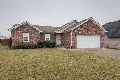 Sellersburg Single Family Home For Sale: 12301 Nina Court