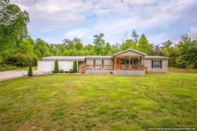 Washington County Single Family Home For Sale: 4456 S Mount Zion Church Road