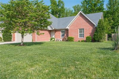 Clark County Single Family Home For Sale: 12327 Santa Maria Drive