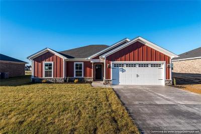 Clark County Single Family Home For Sale: 6433 Goldrush Boulevard