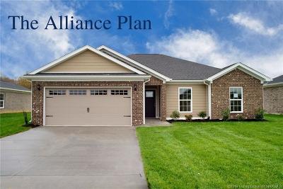 Clark County Single Family Home For Sale: 6436 Goldrush Boulevard