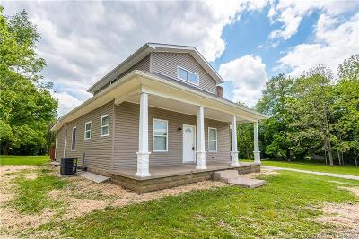 Harrison County Single Family Home For Sale: 1535 Crosby Road NW