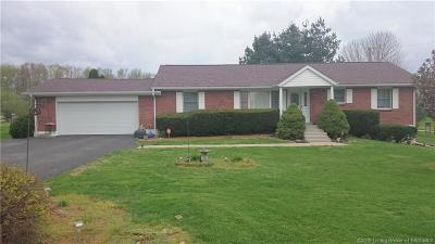 Clark County Single Family Home For Sale: 24610 Mahan Road