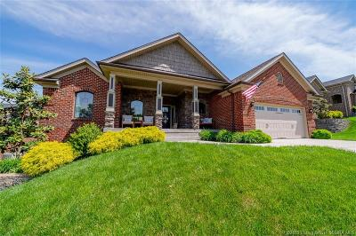 Sellersburg Single Family Home For Sale: 2112 Allen Way