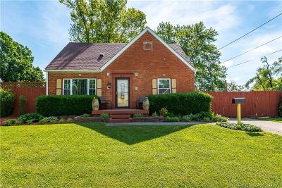Louisville Single Family Home For Sale: 4633 Dohn Road