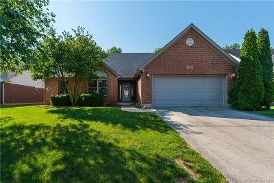 Clark County Single Family Home For Sale: 5410 Sky Ridge Road
