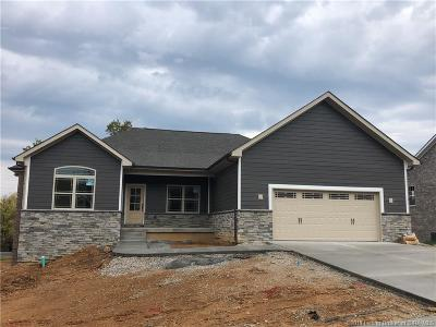 Floyd County Single Family Home For Sale: 1036 (Lot 17) Catalpa Drive