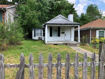 Clark County Single Family Home For Sale: 820 Penn Street