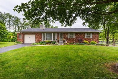 Floyd County Single Family Home For Sale: 6430 Georgetown Greenville Road