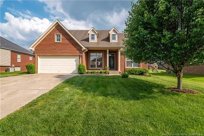 Jeffersonville Single Family Home For Sale: 3113 Blue Sky Loop