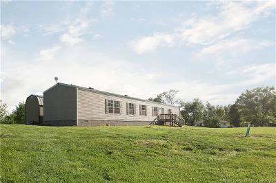 Washington County Single Family Home For Sale: 10928 S West Washington School Road