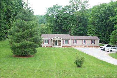 Elizabeth Single Family Home For Sale: 11160 Highway 211 SE