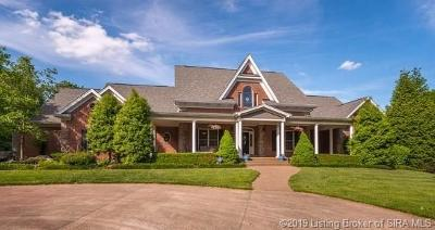 Floyd County Single Family Home For Sale: 5014 Bent Creek Drive