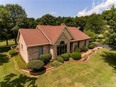 Floyd County Single Family Home For Sale: 390 Chanda Lane