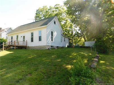 Jackson County Single Family Home For Sale: 6933 S Co. Rd. 1100 W