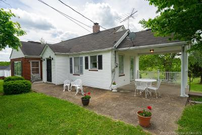 Harrison County Single Family Home For Sale: 5295 Main Street SE