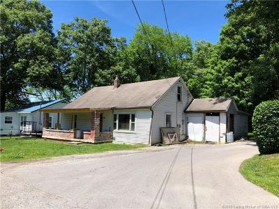 New Albany Single Family Home For Sale: 2427 McLean Avenue