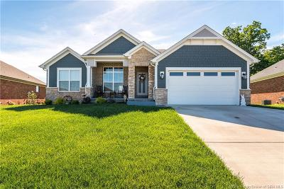 Clark County Single Family Home For Sale: 5828 Hartford Lane