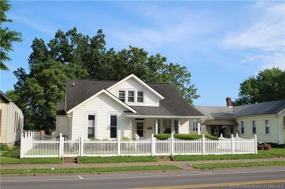 New Albany Single Family Home For Sale: 1742 E Elm Street