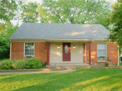 Clark County Single Family Home For Sale: 312 Hopkins Lane