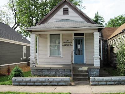 New Albany Single Family Home For Sale: 1505 E Oak Street