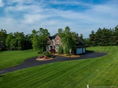 Floyds Knobs Single Family Home For Sale: 6005 English Court