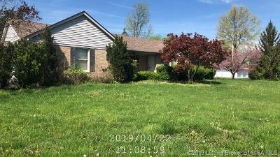 Clark County Single Family Home For Sale: 1203 Sharp Lane