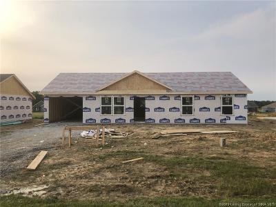 Scott County Single Family Home For Sale: 1360 Nova Avenue